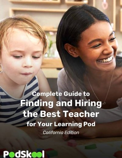 Guide: Finding the Best Teacher for Your Micro-School Learning Pod