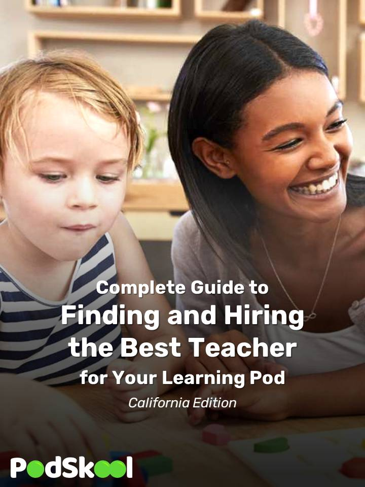 Hiring The Best Teacher For Your Pod Guide Cover